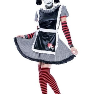 👻Doll Halloween Costume With Accessories